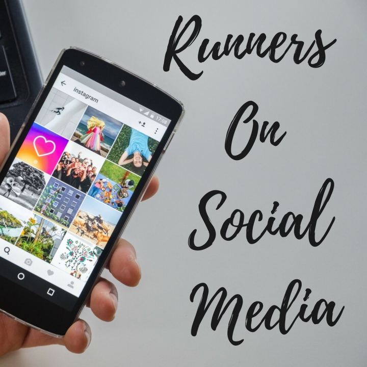 Runners to Follow on Social Media