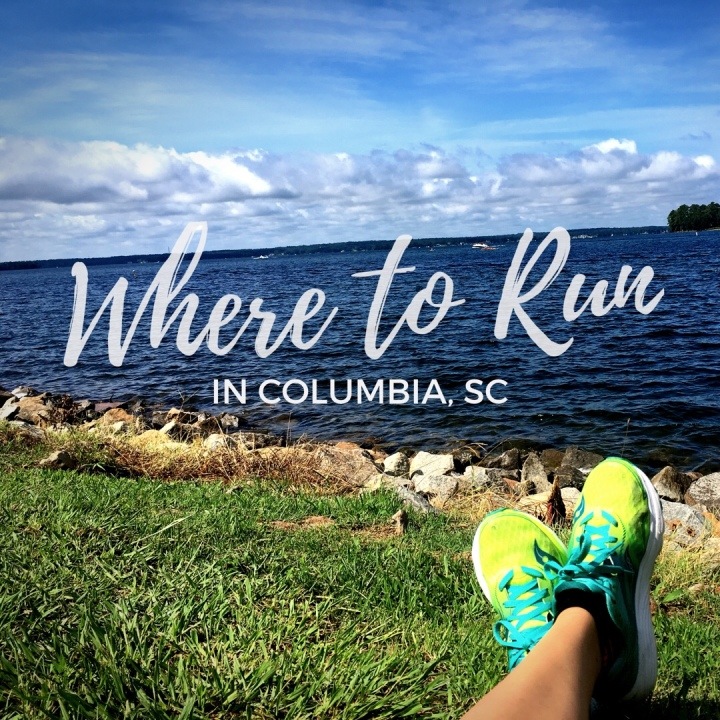 Where to Run in Columbia, SC